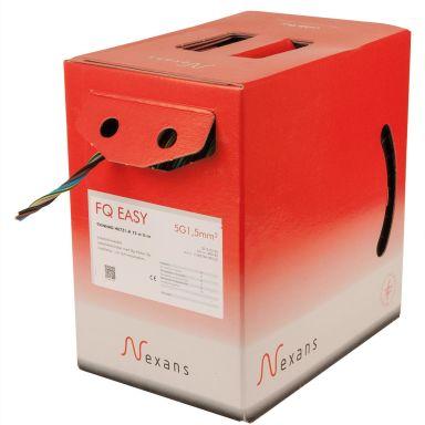 Nexans FQ Easy Installationskabel H07Z1-R, 450/750 V, tvinnad