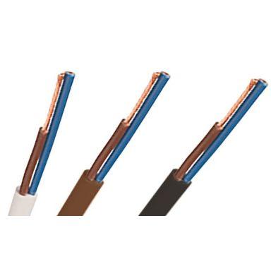 Nexans SKX-U Anslutningskabel H03VVH2-F, 300/300 V