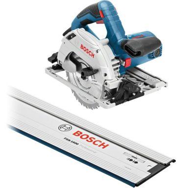 Bosch GKS 55 GCE Sirkelsag med styreskinne