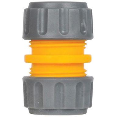 """Hozelock 2200 Skarvkoppling reparator, 3/4"""", för 19 mm slang"""