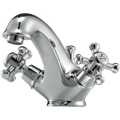 Mora Classic Tvättställsblandare 2-grepp, med lyftventil