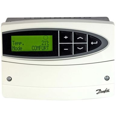 Danfoss ECL Comfort 110 Reglercentral 230 V