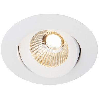Hide-a-Lite Optic 360 Downlight vit, 2000-2700 K