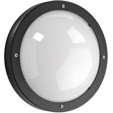 SG Armaturen Primo Väggarmatur svart, 11,5 W, med sensor