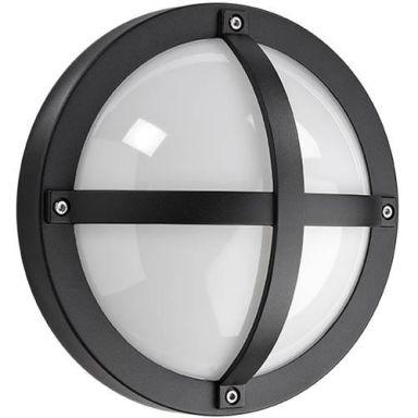 SG Armaturen Solo Väggarmatur svart, 11,5 W, med sensor