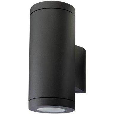 SG Armaturen Metro Väggarmatur svart, 2 x 4,5 W