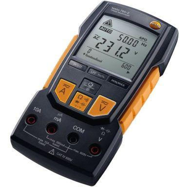 Testo 760-2 Multimeter med TRMS