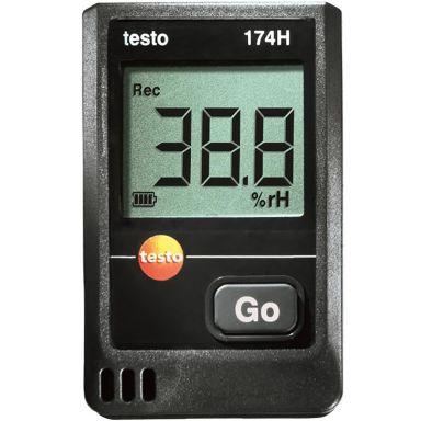Testo 174-H Datalogger temperatur och fukt