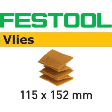 Festool UF 1000 VL/30 Slipvlies 115x152mm
