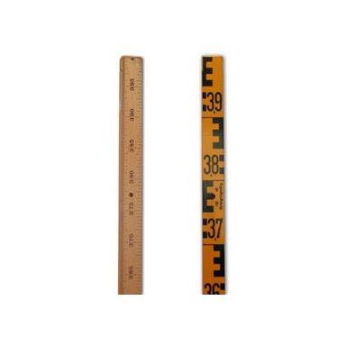 Hyssna 191525126 Puinen vaaituslatta 4-osainen, 4 m