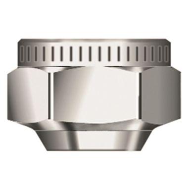 Thermopanel 6609036 Halvkoppling rak, för tunnväggiga rör