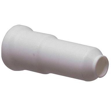 Uponor 1870126 Ändtätning 80 mm, vit