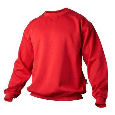 Top Swede 4229 Sweatshirt röd