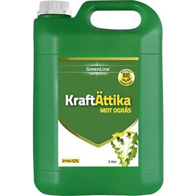 GreenLine Kraft Ättika Ogräsbekämpning 12%, 5 liter