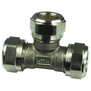 Gelia 3006129162 Klämringskoppling T-rör