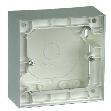 Elko Plus Förhöjningsram aluminium
