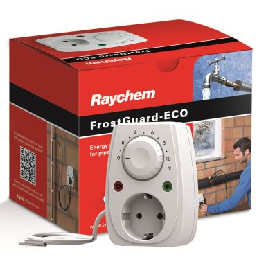 RAYCHEM FrostGuard-Eco Termostat plug-in, IP20