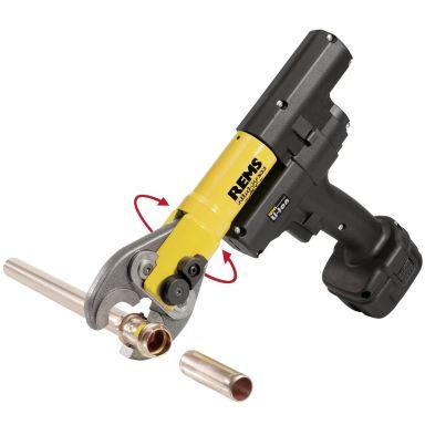REMS Mini-Press Pressmaskin med väska, batteri och laddare