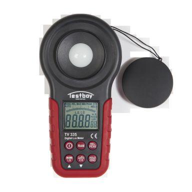 Testboy TV 335 Luxmätare för LED-belysning