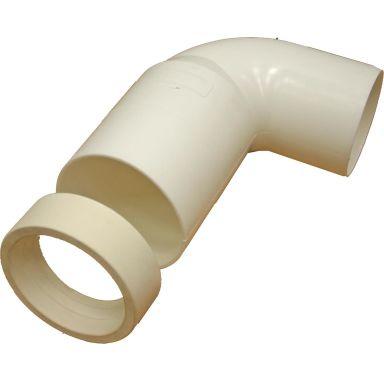 Pipelife 2828148 Anslutning för WC, 88.5°