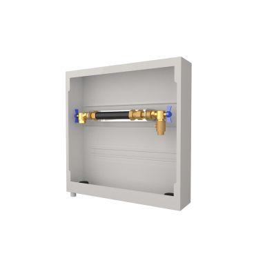 LK Systems 1882304 Vattenmätarskåp 550 x 550 mm