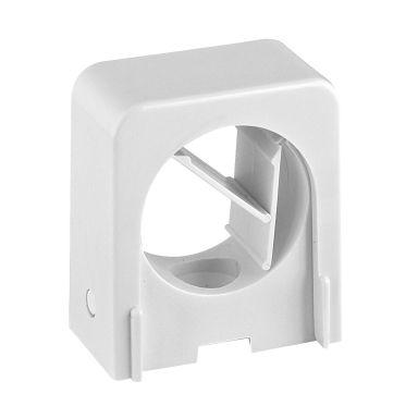 Faluplast Snap 14180 Rörklämma 25/28 mm, vit
