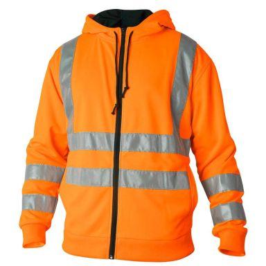 Top Swede 4229 Luvtröja varsel, orange
