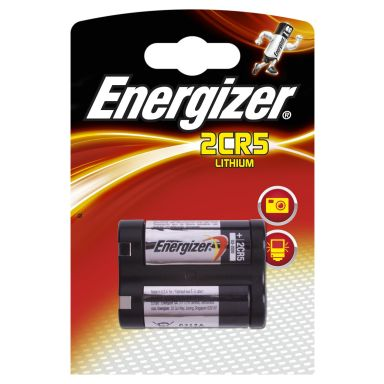 Energizer Photo 2CR5 Fotobatteri litium, 3 V