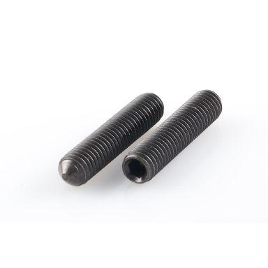 REYHER 009142000160040 Stoppskruv M16x40 mm, MS6SS, ISO 4027, 50-pack