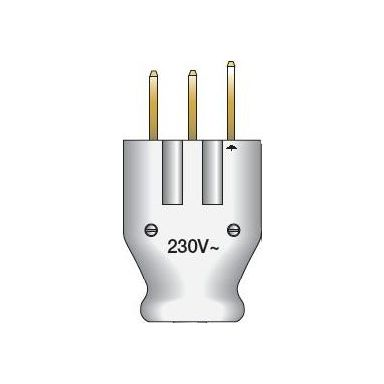 Norwesco 571018 Stickpropp 230 V, 25 A
