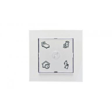 Nobö Switch Manöverpanel för överstyrning av Nobö Hub