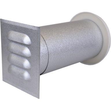 Flexit 02351 Friskluftsventil stål