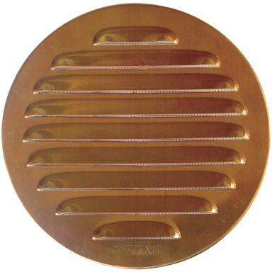 Flexit 101302 Ventilgaller 125 mm, med fjäder