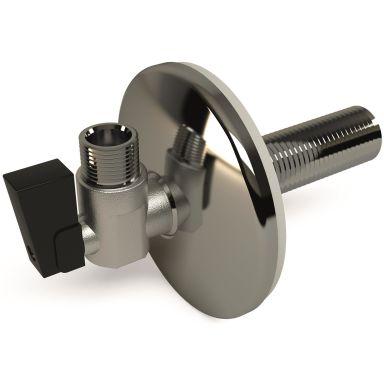 LK Systems 1881851 Anslutningskoppling med vinkelavstängning