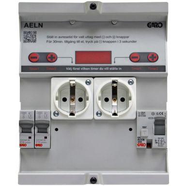Garo AELN 210-1 Insats tid- och temperaturstyrd