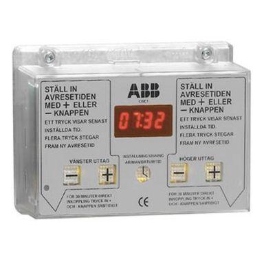 ABB CWE1 Elektroniskt ur CWE1