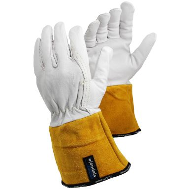 Tegera 130A Handske Svets, Läder