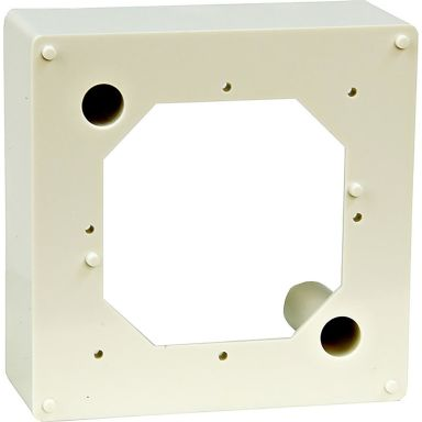 Macab 544250 Montageram för antennuttag, 85 x 85 mm