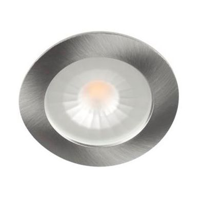 Hide-a-Lite 1202 Multi Downlight 12 V, borstat stål
