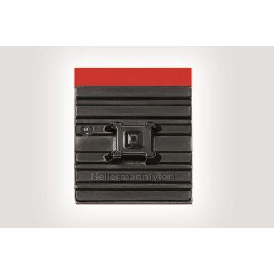 Hellermann Tyton FMB4APT-1 Buntbandsfäste självhäftande, 100-pack
