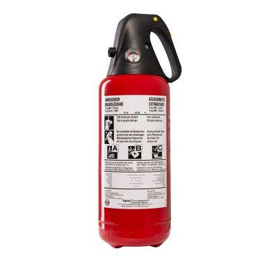 Total FLG PG2E 13A 89BC Brannslukker pulver
