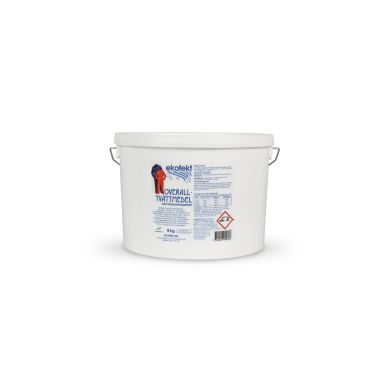 Ekofekt 1141 Overalltvättmedel 8 kg, oparfymerat