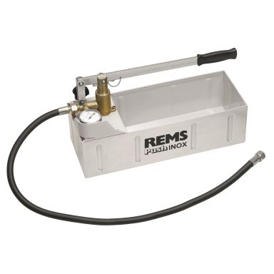 REMS Push INOX Provtryckningspump