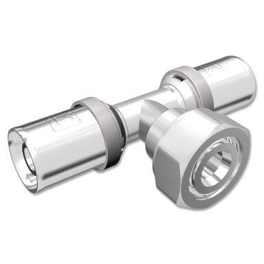 LK Systems PressPex 1882316 T-koppling med lekande mutter