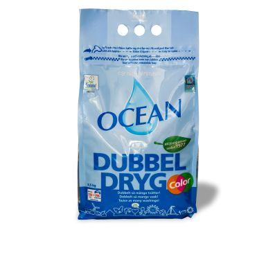 Ocean Dubbeldryg Tvättmedel refill, 3.5 kg