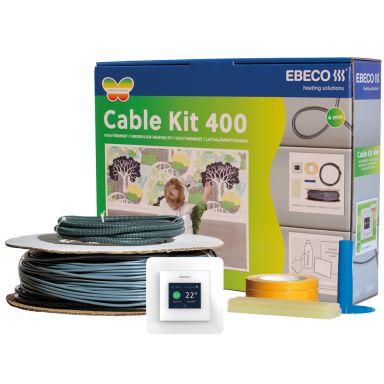 Ebeco Cable Kit 400 Golvvärmeset