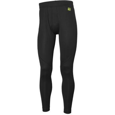 H/H Workwear Lifa Underställsbyxa svart