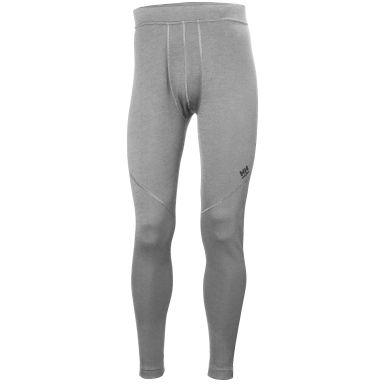 H/H Workwear Lifa Merino Underställsbyxa grå