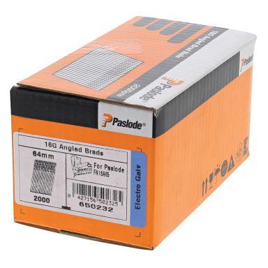 Paslode 650230 Dyckert AF16 FZB, 2000-pack