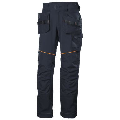 H/H Workwear Chelsea Evolution Midjebyxa navy